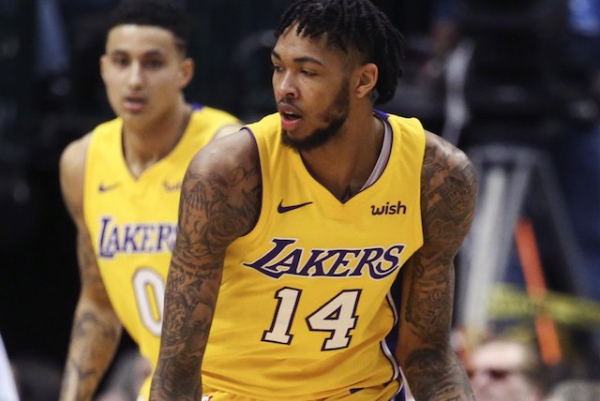 Lakers Injury Update: Brandon Ingram Out, Kyle Kuzma Questionable For Game Vs. Heat