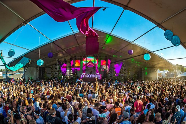 ​Chicago's Mamby On The Beach taps Richie Hawtin and DJ Tennis