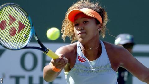 Indian Wells: Naomi Osaka beats Daria Kasatkina to claim first WTA title