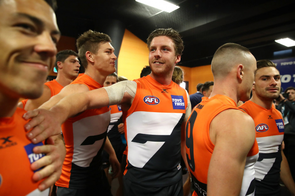 Captains' call: Giants, Danger tipped for glory