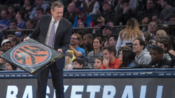 Jeff Hornacek says he wants to know future with Knicks, doesn't