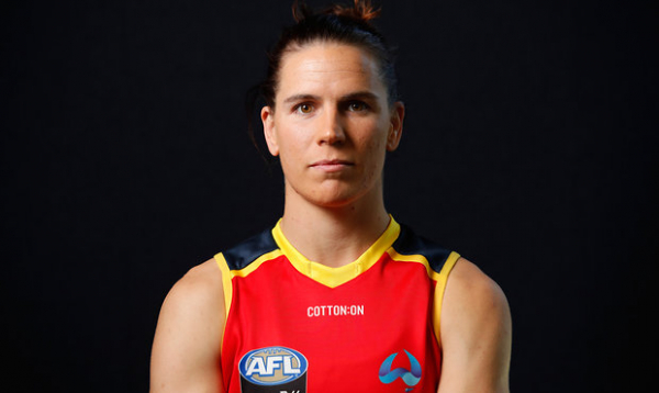 AFLW: Crows pair charged