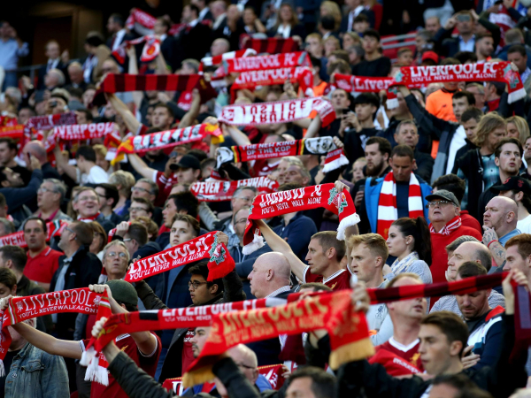 Liverpool fans call for cap on away ticket prices for Champions League quarter-final with Manchester City