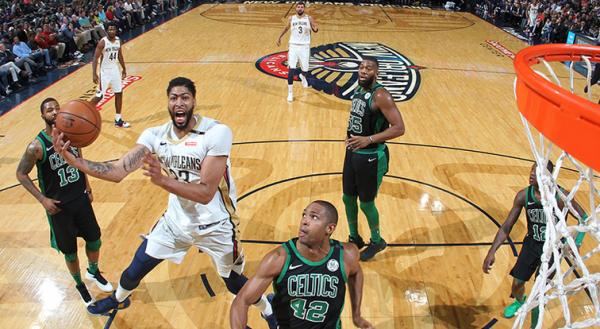 Postgame recap: Pelicans 108, Celtics 89