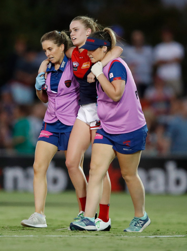 AFLW: Luckless Dee to undergo ACL surgery