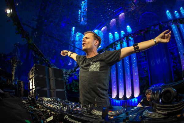 Eric Prydz, Armin Van Buuren, Paul Oakenfold, more locked for A State Of Trance at Ultra