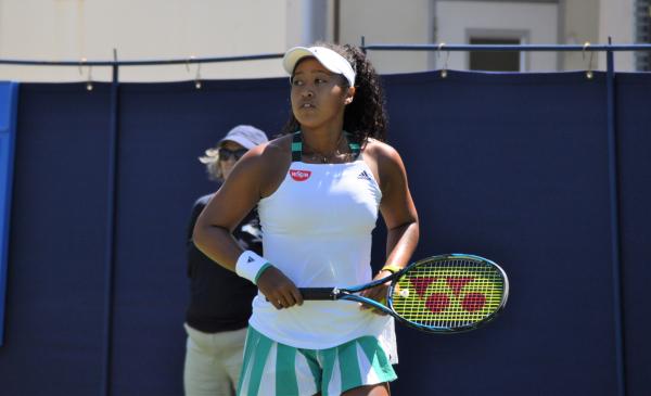 Naomi Osaka's first WTA title, beats Kasatkina to win Indian Wells