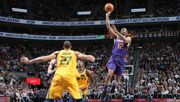 Despite Strong First Quarter Start, Suns Fall to Jazz