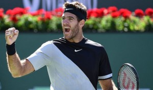 Juan Martin del Potro, Naomi Osaka Champions of Indian Wells – Mondays with Bob Greene