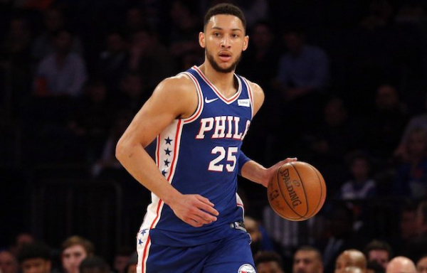 Ben Simmons Passes Magic Johnson For 2nd Most Triple-Doubles In Rookie Season