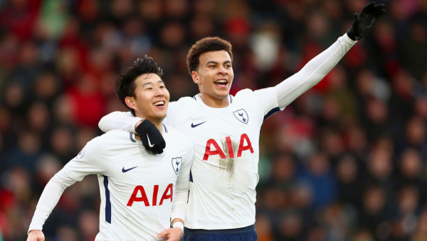 4 Things We Learned From Tottenham's Convincing Victory Over Bournemouth on Sunday