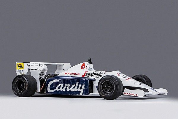 Senna's Monaco GP Toleman up for auction
