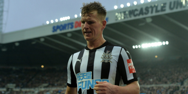 Newcastle receive charge over sponsorship