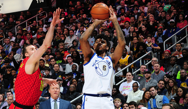 Game Preview: Warriors vs. Hawks - 3/23/18