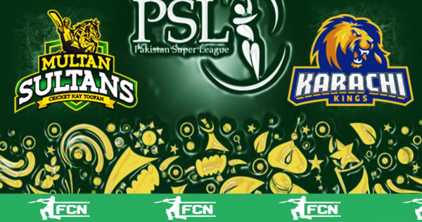 PSL – 22nd Match – Multan Sultans V Karachi Kings – Fantasy Preview