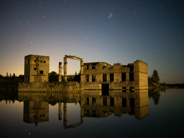 New techno festival set for historic Estonian quarry and former prison grounds
