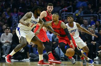 PREVIEW: Clippers host red-hot Trail Blazers (7p, Prime Ticket)