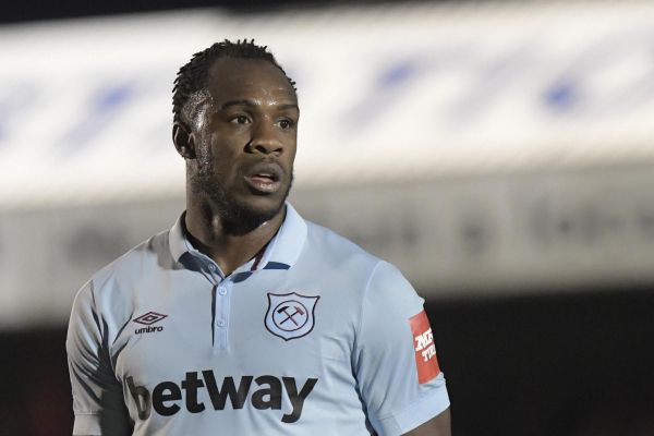 West Hams Michail Antonio pleads with fans to not give up on us amid Premier League relegation fight