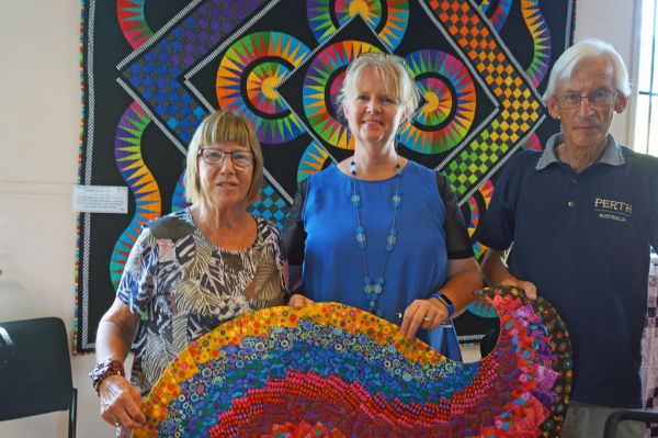 Gallery: Harvey Quilt Exhibition