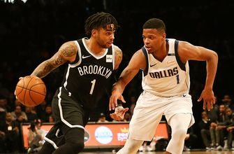 Nets blow double-digit lead, still beat Mavs 114-106
