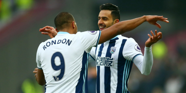 Turkish giants Fenerbahçe target West Brom duo for the summer