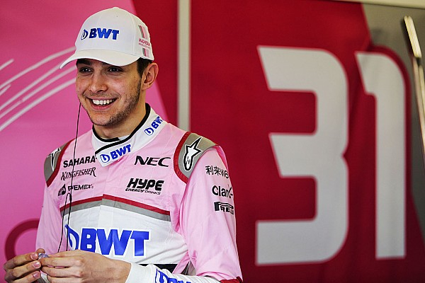 Ocon: I must prove myself to Mercedes in 2018