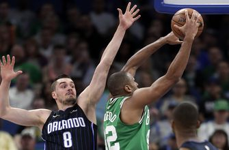 Magic turn it on in 4th quarter, fall at home to shorthanded Celtics