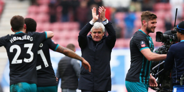 Southampton striker reveals how Mark Hughes has had an immediate impact