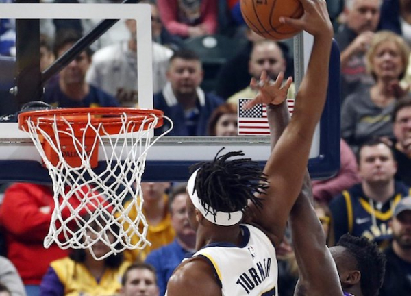 Pacers Catch Fire Out Of Halftime To Hand Lakers 3rd Consecutive Loss