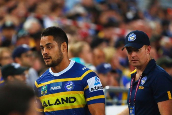 Sharks take bite out of Eels, as Rabbits, Warriors win