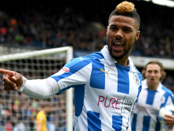 Huddersfield Town's Kachunga delighted with return from LCL injury