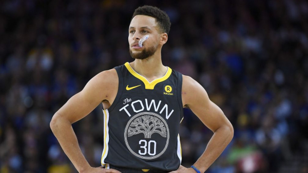 Reports: Stephen Curry targeting Friday return to Warriors