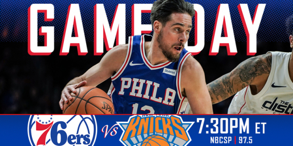 Game Preview | Sixers vs. Knicks