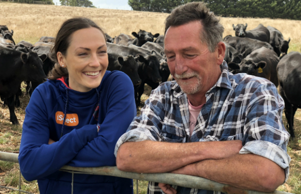 From dairy farm to Dees: Downie's journey
