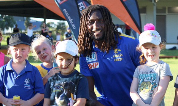 Future Eagles supported by WA industry leaders