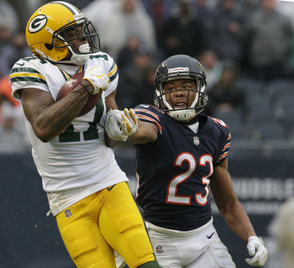 Packers sign Bears cornerback Kyle Fuller to offer sheet
