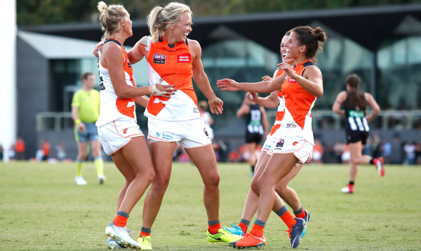 Belief driving the GIANTS: McWilliams