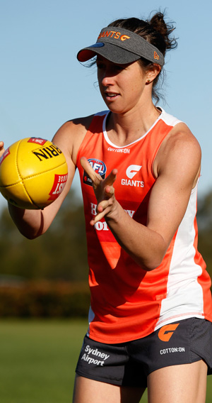 Forth Recalled for Crucial AFLW Clash