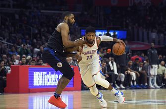 PREVIEW: LA Clippers look to bounce back vs. Thunder (4:30p, Prime Ticket)