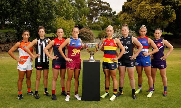 AFLW: Five in Grand Final fight
