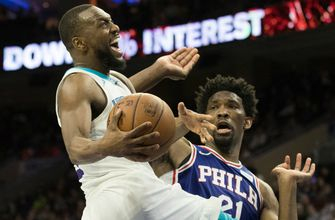 Hornets LIVE To GO: Hornets get good play from young guys but lose to Sixers
