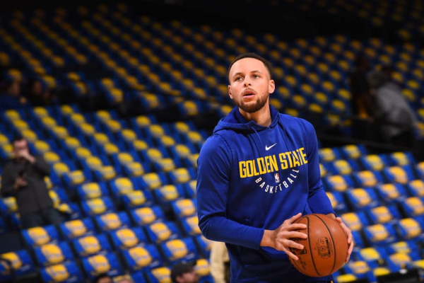 Report: Stephen Curry Aims to Return Friday vs Hawks