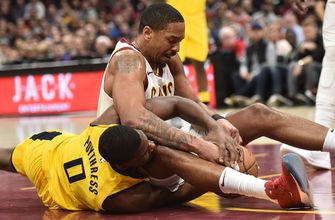 Pacers recall Poythress from Mad Ants