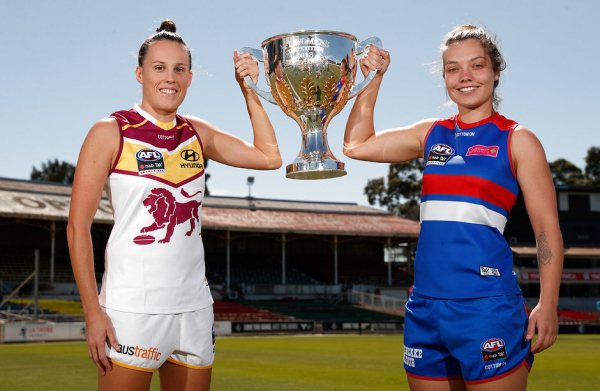 AFLW: Dogs trying to normalise testing week