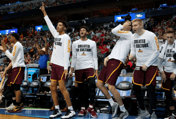 Loyola Chicago's Cinderella Run Continues in Last-Second Win Over Tennessee