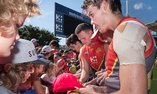 Open Training: Cairns