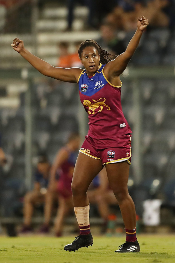AFLW match report: Lions alive in GF race