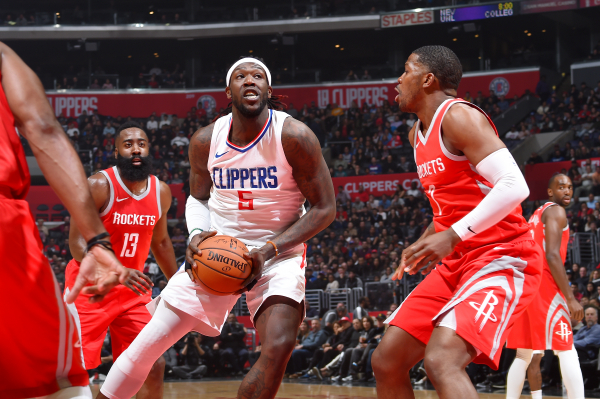 Clippers' Montrezl Harrell is one of the most efficient scorers in NBA