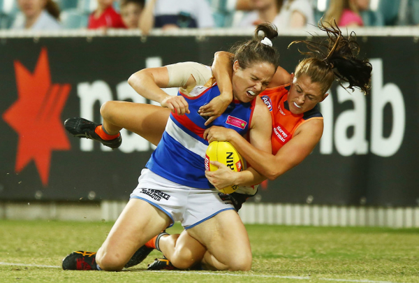 AFLW: Six of the best for surging Giants