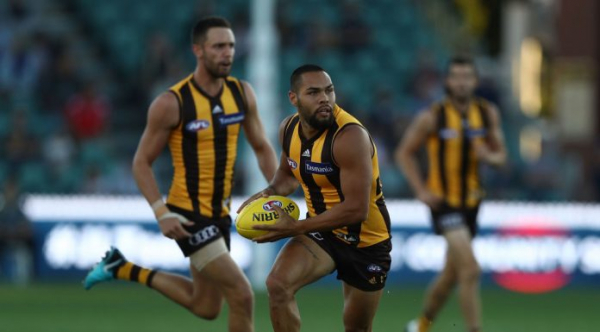 The Hawks can win the flag: Maher